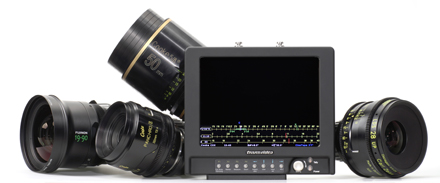 Lens-data-reader